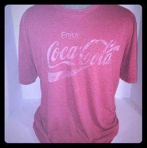 Men's Coca-cola T-shirt